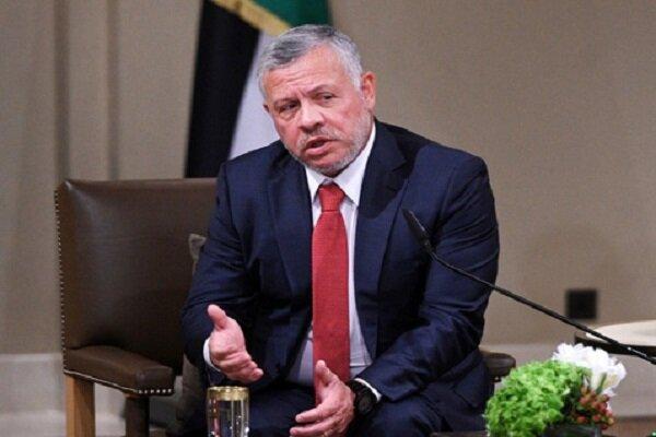 ادعای پادشاه اردن علیه ایران
