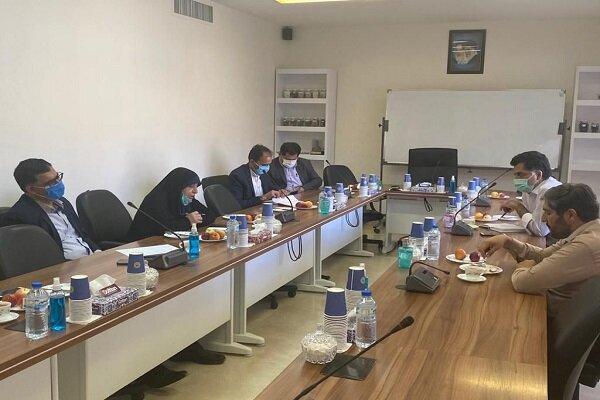 رییس دانشگاه آزاد اسلامی استان یزد از مجتمع صنعتی چادرملو اردکان بازدید کرد