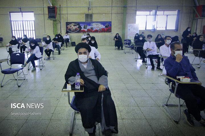 افتتاح ایستگاه واکسیناسیون شرق اصفهان در دانشگاه آزاد اسلامی واحد اصفهان