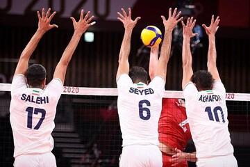 گزارش زنده المپیک  شکست والیبال و بسکتبال ایران در یک روز!