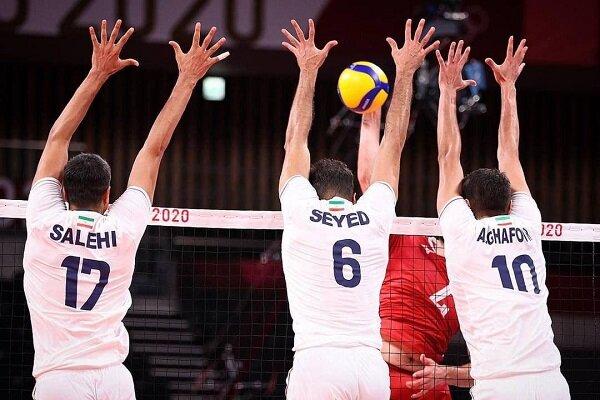 گزارش زنده المپیک| شکست والیبال و بسکتبال ایران در یک روز!