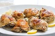 طرز تهیه مرغ لیمویی کباب شده