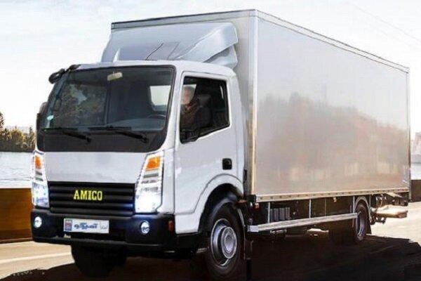 آغاز فروش تابستانی و اعتباری کامیونت 5.2 آمیکو
