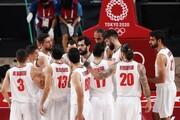 گزارش زنده المپیک  پایان کار تیم ملی بسکتبال با سه شکست!