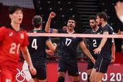 والیبال ایران نهم شد