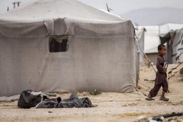 بازگشت نوزده کودک و زن خانواده داعشی به آلبانی