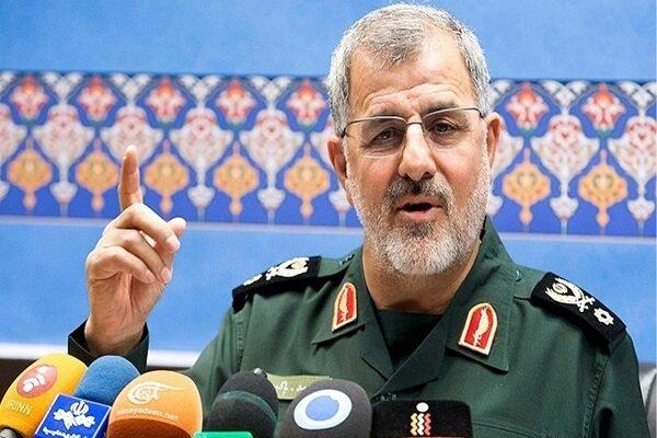 سردار پاکپور: در هیچ جنگی غافلگیر نخواهیم شد