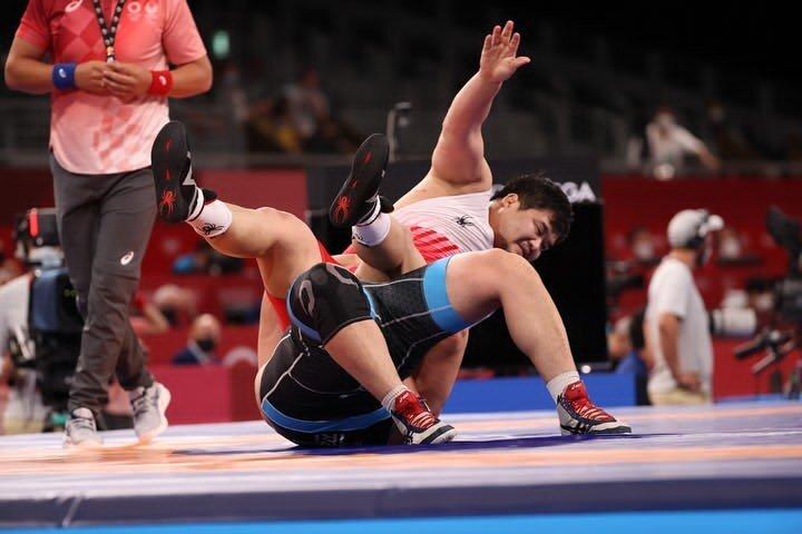 گزارش زنده المپیک  زور میرزازاده به لوپز نرسید