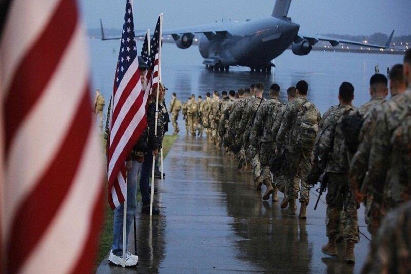 خروج ایالات متحده از غرب آسیا آغاز شده است