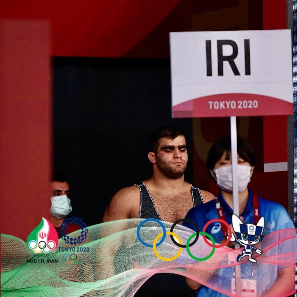 گزارش زنده المپیک  حذف تلخ والیبال از المپیک توکیو