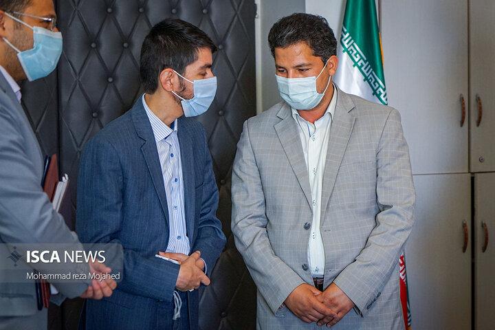 امضای تفاهم نامه همکاری دانشگاه آزاد اسلامی و ستاد رشد و نوآوری دانشبنیان بسیج