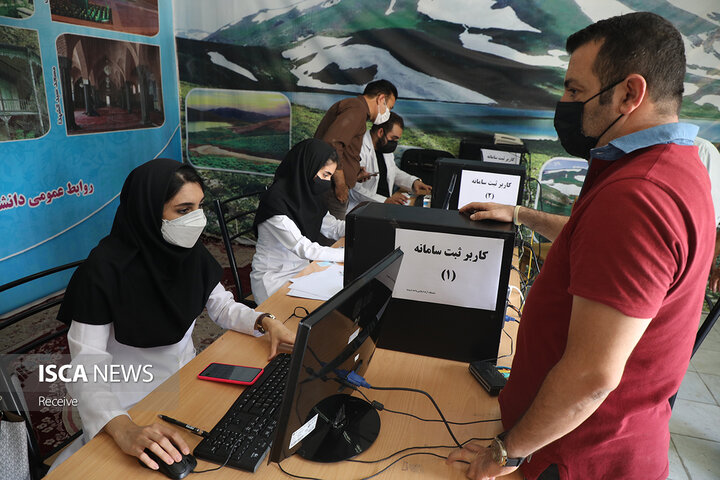 شروع به کار مرکز واکسیناسیون دانشگاه آزاد اسلامی ارومیه