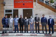 افتتاح دفتر استانی خبرگزاری ایسکانیوز در آذربایجان شرقی