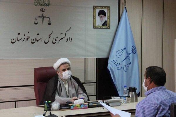 اکثر بازداشت شدگان اعتراضات اخیر خوزستان آزاد شدند