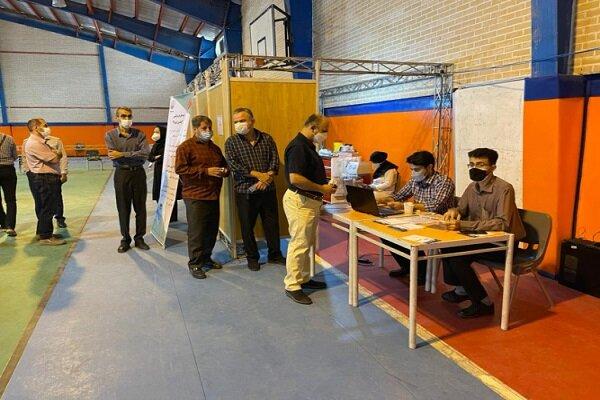 واکسیناسیون اساتید و کارکنان دانشگاه آزاد اسلامی واحد شیراز آغاز شد