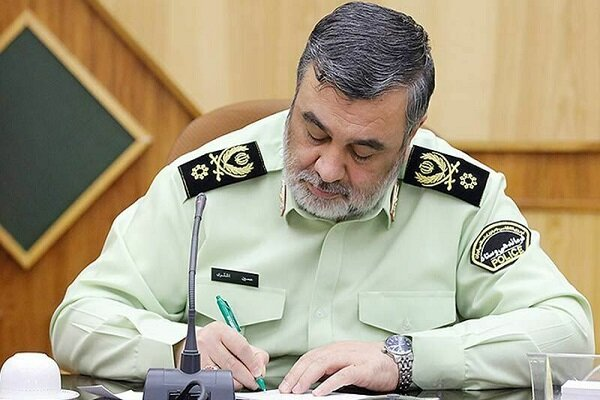 پلیس آمادگی خود را برای همکاری با دولت جدید اعلام کرد