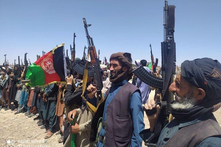 عزم عمومی در افغانستان برای مقابله با طالبان
