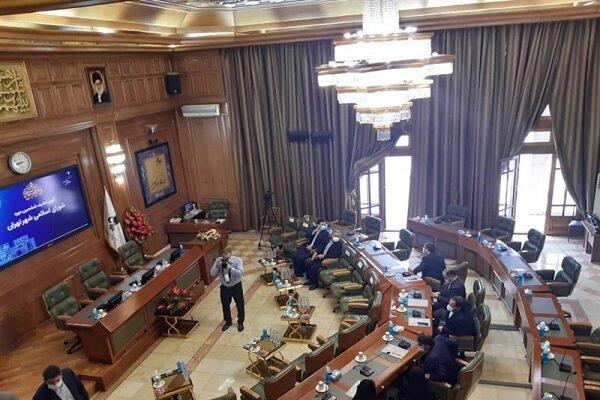 آیین تحلیف ششمین دوره شورای شهر تهران / هیئت رئیسه سنی تشکیل شد