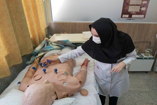 آزمون صلاحیت بالینی پزشکان در دانشگاه آزاد اسلامی شاهرود برگزار شد