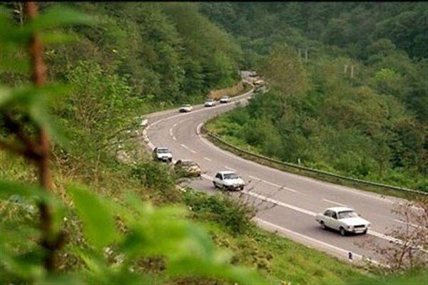 محور هراز باز شد / تداوم طرح محدودیت تردد خودروهای با پلاک غیربومی