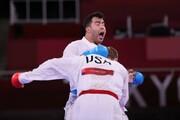 پایان خوش المپیک؛ سجاد گنج زاده طلایی شد