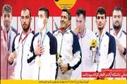 سهم بزرگ ورزشکاران دانشگاه آزاد در مدالهای کاروان المپیک ایران