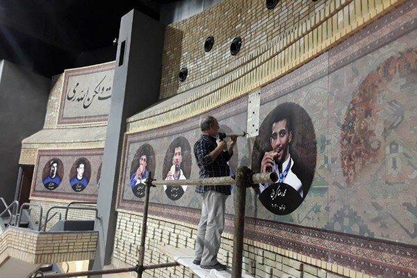تصویر گرایی در کنار طلاییهای کشتی ایران در المپیک