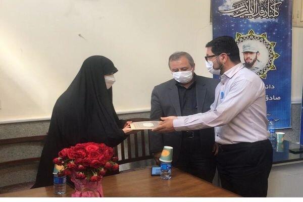 برگزاری مراسم روز خبرنگار در دفتر خبرگزاری ایسکانیوز استان آذربایجان شرقی