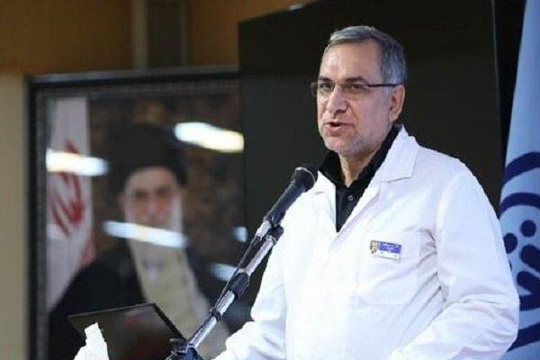 ایران رکورد واکسیناسیون هفتگی کرونا را در جهان شکست