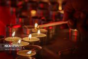 مراسم شام غریبان در موکب سقای شیراز