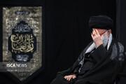 آخرین شب مراسم عزاداری حضرت اباعبدالله الحسین (علیهالسلام) در حسینیهی امام خمینی(ره)