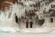 گردشگری ایران / غار یخی چما کجاست؟