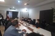 برگزاری دومین جلسه کمیته اجرایی حمایت از اعضای هیئت علمی فناور دانشگاه آزاد اسلامی