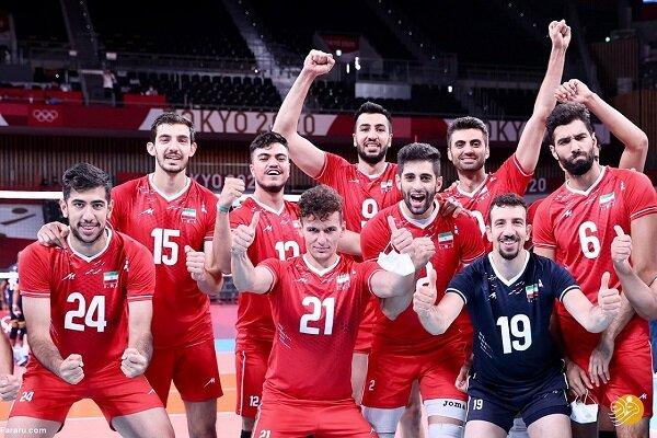 پرواز بلند والیبال ایران به نیمهنهایی آسیا