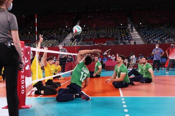 والیبال نشسته؛ تیمی که نه نمیبازد، نه میلغزد