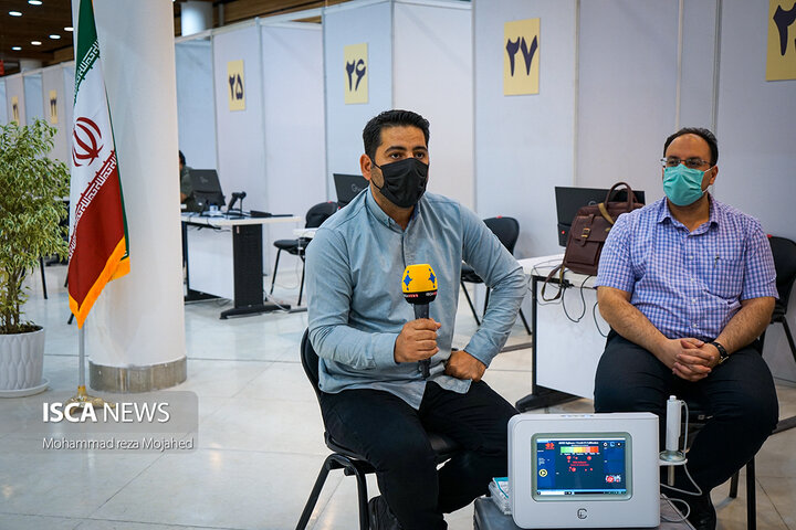 اولین روز شروع واکسیناسیون در مرکز بوستان گفتگو