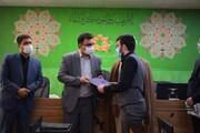 برگزاری مراسم تودیع و معارفه مسئول بسیج دانشجویی دانشگاه علوم پزشکی اراک