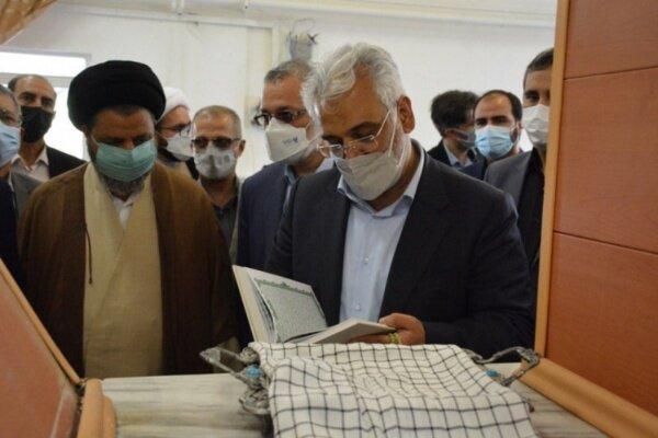 دفتر تقریب مذاهب دانشگاه آزاد اسلامی واحد ماکو افتتاح شد