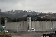 اسرای فلسطینی باز هم زندان رامون را به آتش کشیدند