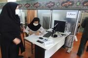 مرکز واکسیناسیون دانشجویان در دانشکده هنر و معماری دانشگاه آزاد شیراز راهاندازی شد