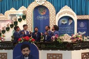 راهیابی دانشجویان قرآنی دانشگاه آزاد به مرحله نیمه نهایی کشوری۱۴۰۰
