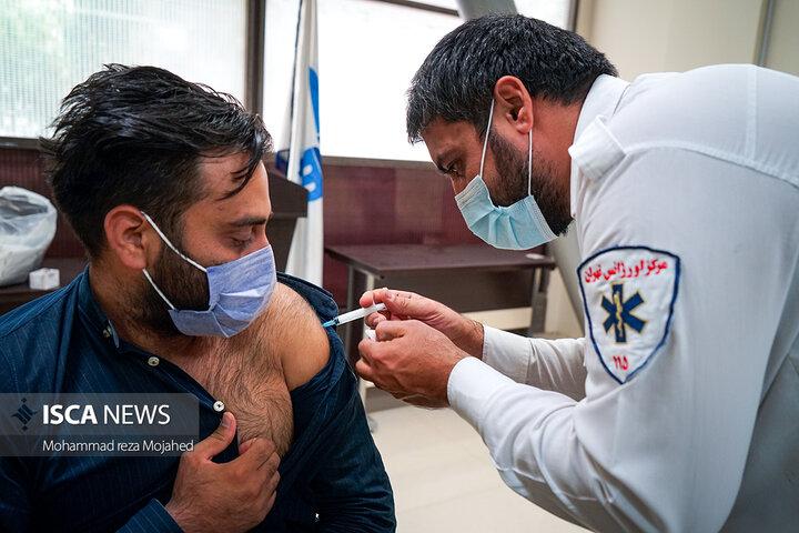 شرط سنی واکسیناسیون در مشهد برداشته شد