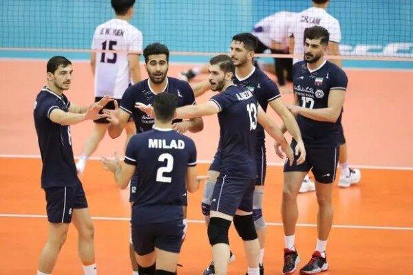 ایران 3 - 0 تایلند؛ والیبال ایران حریف می طلبد