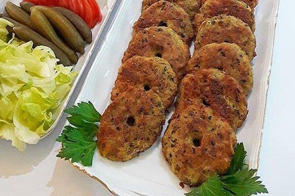 آموزش آشپزی / طرز تهیه کوکوی لوبیا چشم بلبلی
