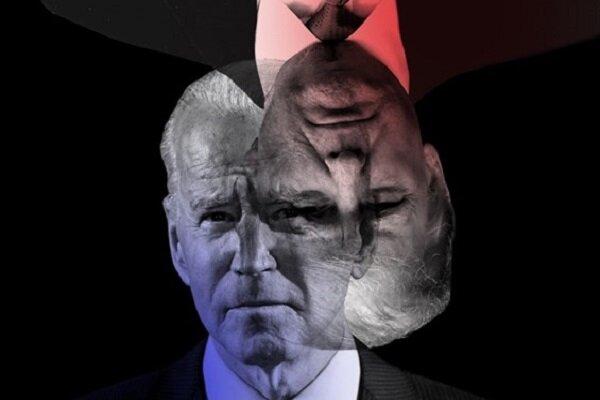 نظرسنجی آمریکایی: ترامپ، بایدن را در انتخابات 2024 شکست میدهد