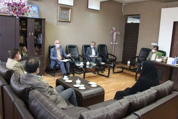 اعضای انجمن اسلامی اساتید دانشگاه آزاد یزد با سرپرست دانشگاه دیدار کردند
