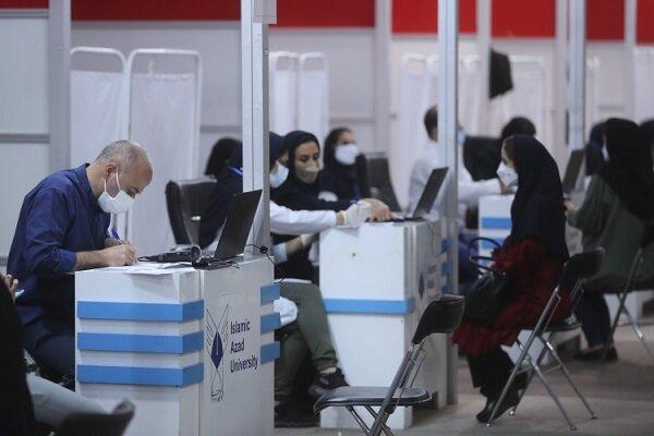 امکان واکسیناسیون خانواده اعضای هیأت علمی و کارکنان دانشگاه آزاد اسلامی فراهم شد/ خانواده ها از امروز به پایگاه های واکسیناسیون مراجعه کنند