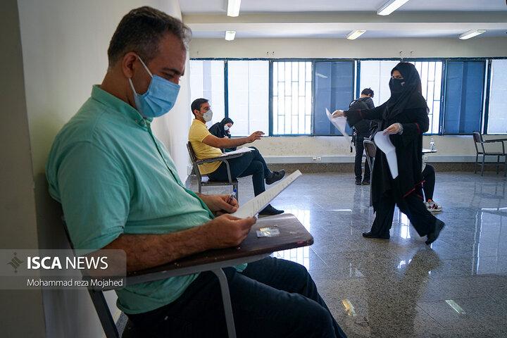 آزمون میاندوره داروسازی مشابه سایر آزمونهای جامع علوم پزشکی برگزار شود