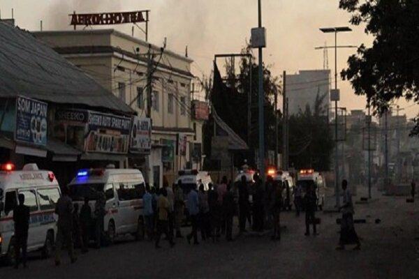 انفجار انتحاری پایتخت سومالی دستکم 10 نفر کشته برجای گذاشت