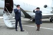 رئیس اقلیم کردستان عراق به انگلیس سفر کرد